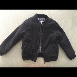 Jacadi woolen coat for boys 6T